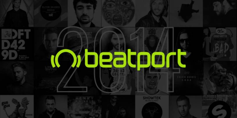 Beatport Best Of 2014 Chart