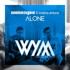 Cosmic Gate & Kristina Antuna – Alone
