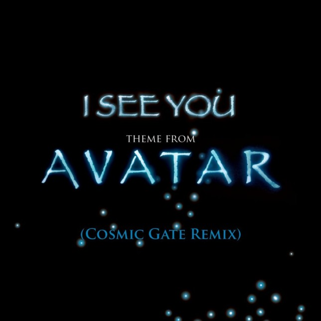 James Horner  - I See You (Cosmic Gate Remix)