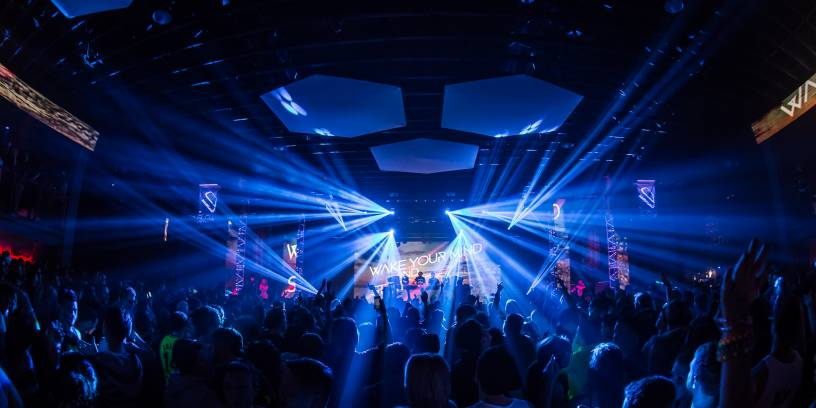 Echostage, Washington