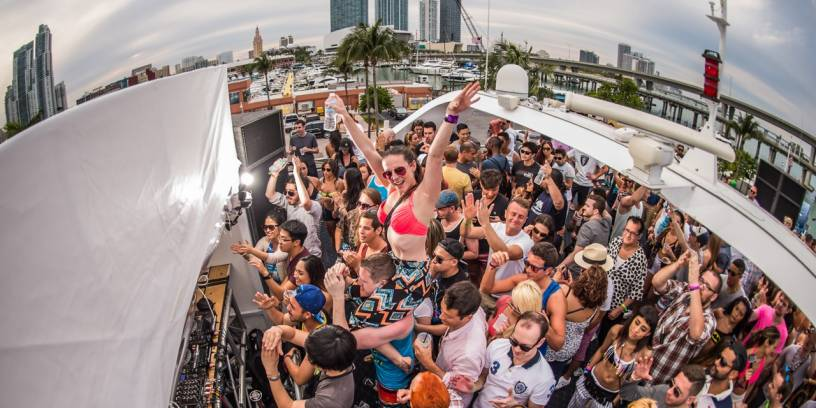 Cosmic Gate & Friends Sunset Cruise, Miami