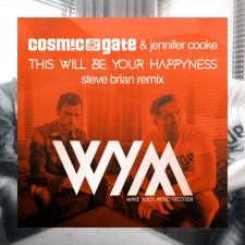 Cosmic Gate & Jennifer Cooke – This Will Be Your Happyness (Steve Brian Remix)
