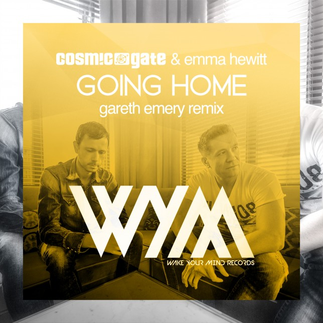 Cosmic Gate & Emma Hewitt  - Going Home (Gareth Emery Remix)