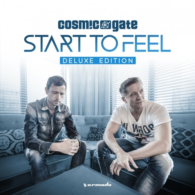 Cosmic Gate - Start To Feel Deluxe Edition