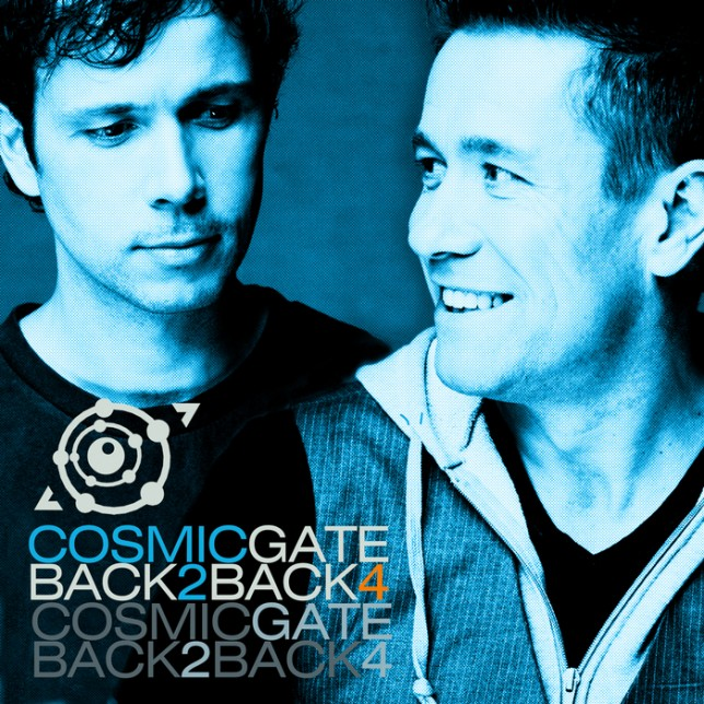 Cosmic Gate - Back 2 Back 4