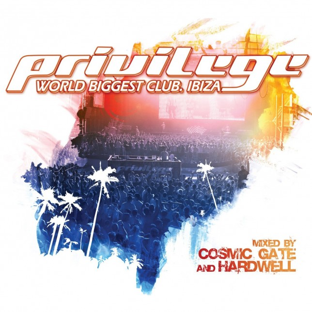 Cosmic Gate - Privilege Ibiza