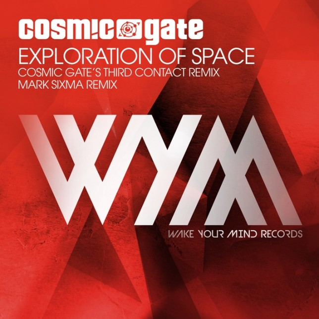 Cosmic Gate - Exploration Of Space Remixes