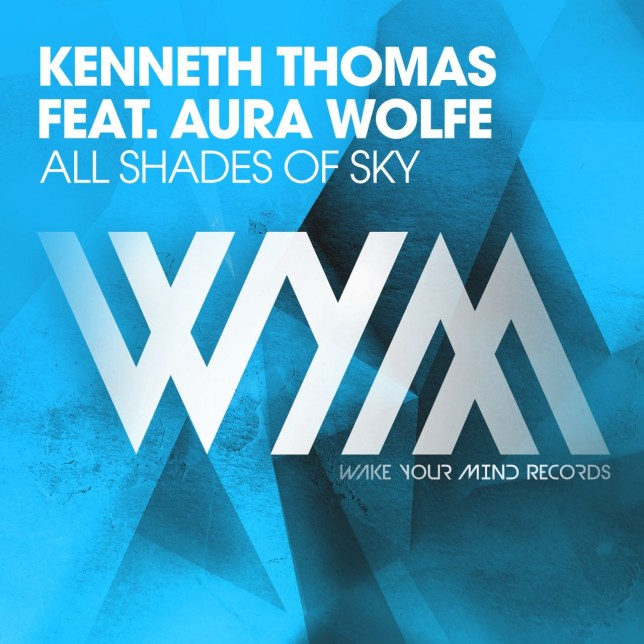 Kenneth Thomas & Aura Wolfe - All Shades Of Sky