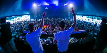 Electronic Family, Amsterdam