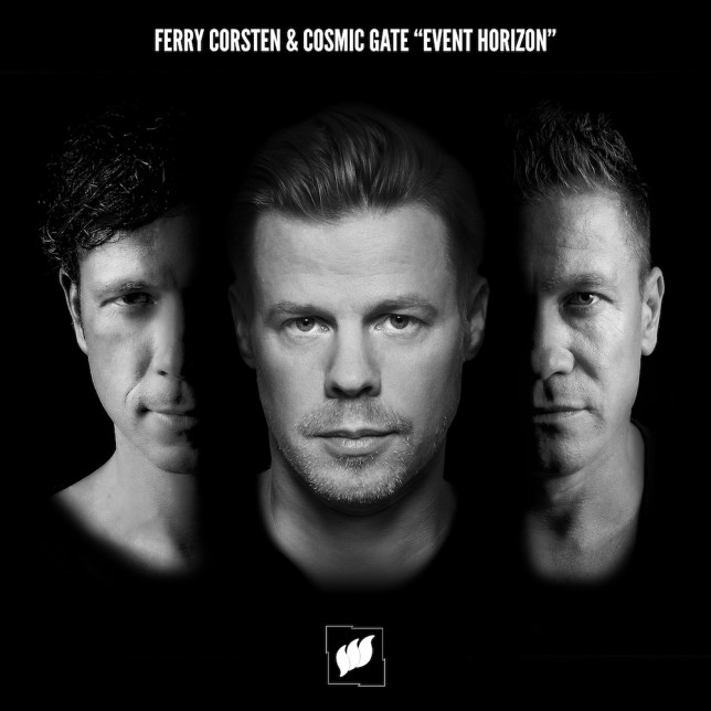 Ferry Corsten & Cosmic Gate - Event Horizon