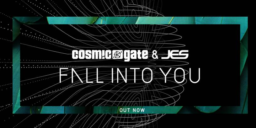 "New Single ""Fall Into You"" with JES"