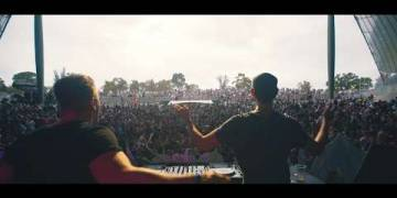 Cosmic Gate @ It's A Fine Day 2017, Melbourne (After Movie)