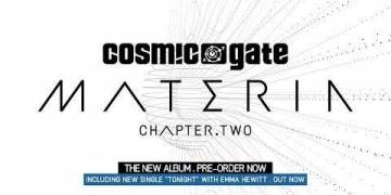 Cosmic Gate – Materia Chapter.Two (Album Teaser)