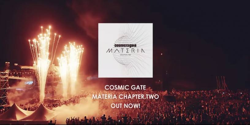 New Album Materia Chapter.Two – out now!