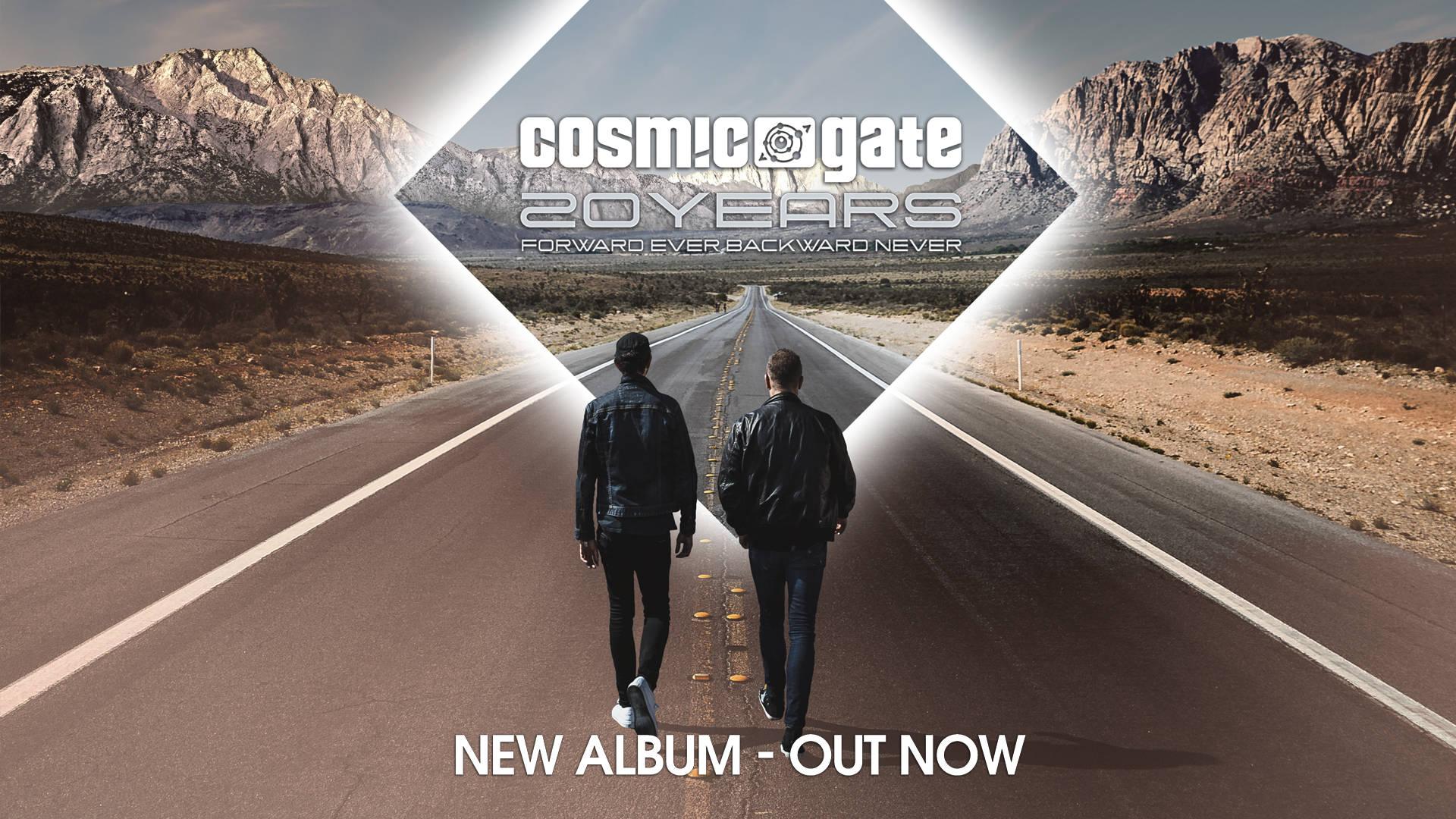 Cosmic Gate Official Website