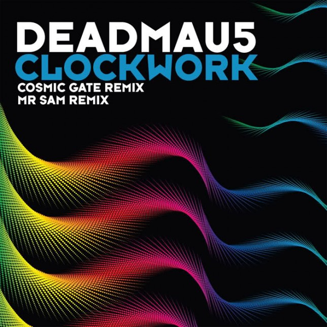 Deadmau5 - Clockwork (Cosmic Gate Remix)