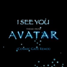 James Horner  – I See You (Cosmic Gate Remix)