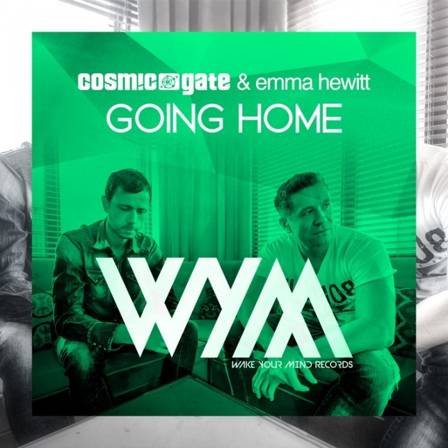 Cosmic Gate & Emma Hewitt - Going Home (Club Mix)