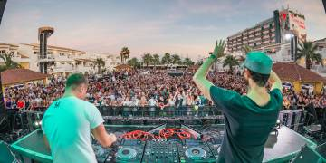 ASOT IBIZA CLOSING AT USHUAIA