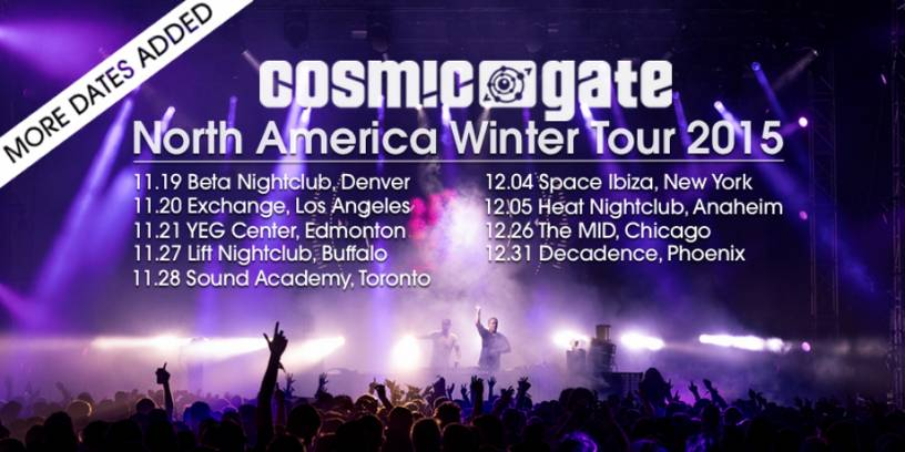 US Winter Tour 2015