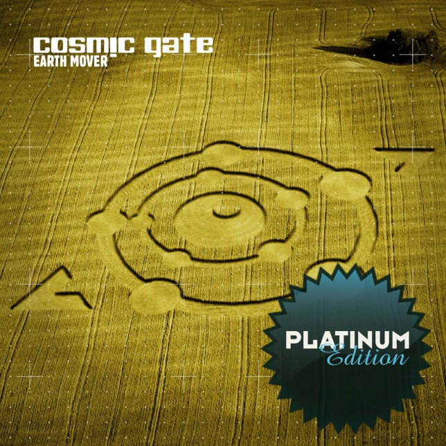 Cosmic Gate - Earth Mover (Platinum Edition)