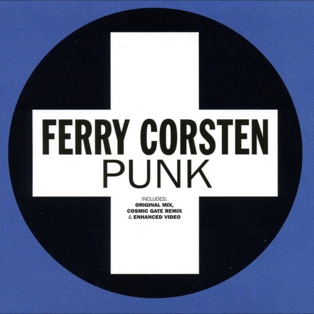 Ferry Corsten - Punk (Cosmic Gate Remix)