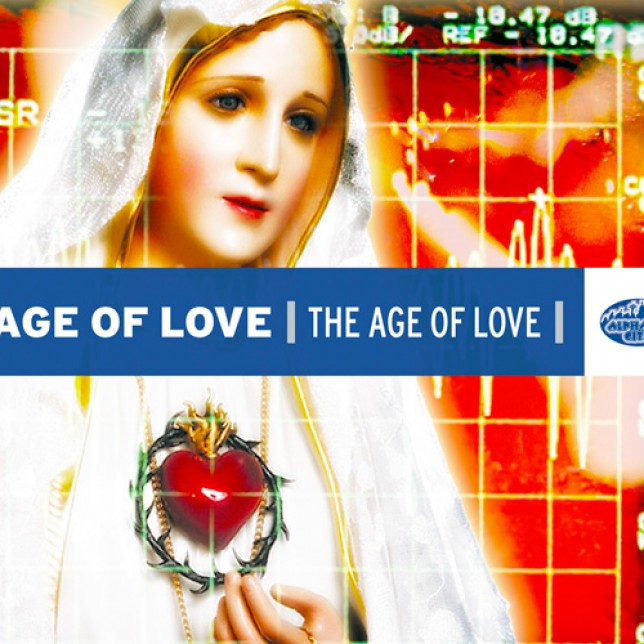 Age Of Love - Age Of Love (Cosmic Gate Mix)