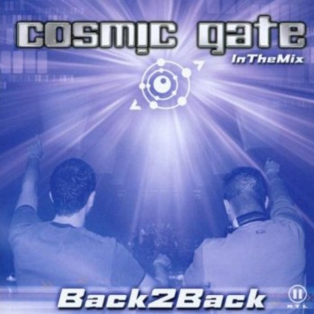 Cosmic Gate - Back 2 Back