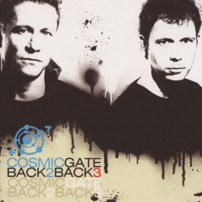 Cosmic Gate - Back 2 Back 3
