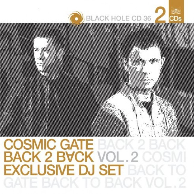 Cosmic Gate - back 2 Back Vol. 2