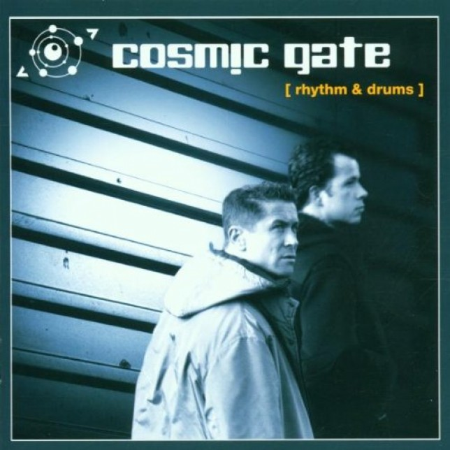 Cosmic Gate - Rythm & Drums