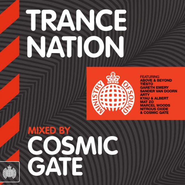 Cosmic Gate - Ministry Of Sound Trance Nation