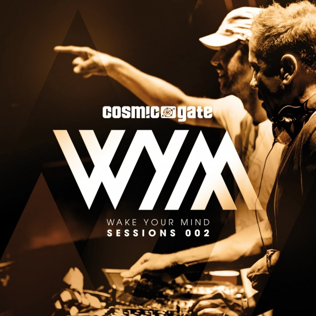 Cosmic Gate - WYM Session 002