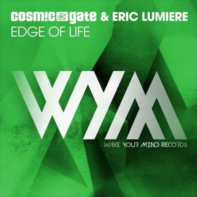 Cosmic Gate & Eric Lumiere - Edge Of Life