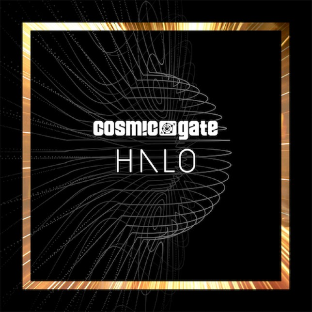Cosmic Gate - Halo