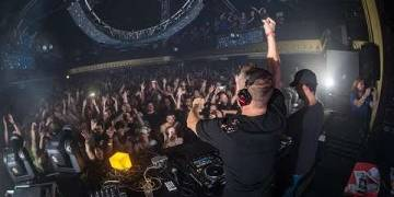 Cosmic Gate at ADE 2016, Club Panama, Amsterdam