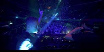 Cosmic Gate @ Exchange, LA (after movie)