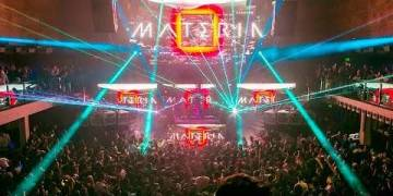 Cosmic Gate Materia Album Tour (20/01/17 Exchange, LA)