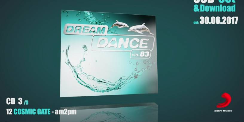 Dream Dance 83 mixed by Cosmic Gate