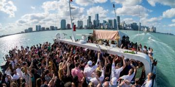 Miami Sunset Cruise 2018