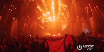 Above & Beyond drop our remix at Ultra
