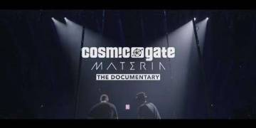 Cosmic Gate – Materia The Documentary