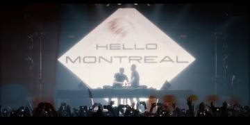 Cosmic Gate – 20 Years Tour, New City Gas, Montreal