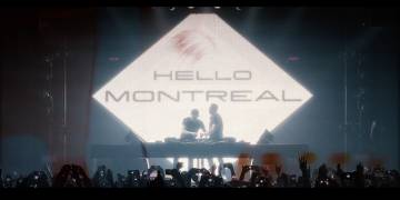20 Years Tour, Montreal (after movie)