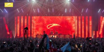 Relive our ASOT 900 Set on YouTube