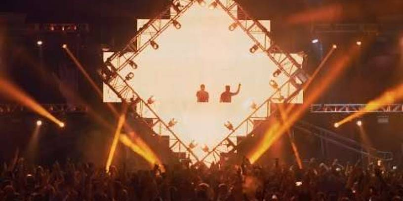 Cosmic Gate – 20 Years Tour, Palladium, Los Angeles