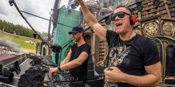 Relive Tomorrowland Main Stage Set