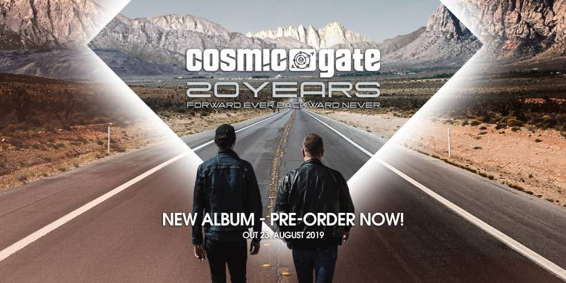 New Album – Pre-Order Now