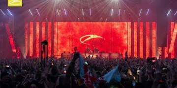 Cosmic Gate live at ASOT 900 Utrecht 2019
