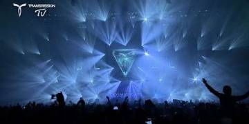 Cosmic Gate live at Transmission Prague 2013